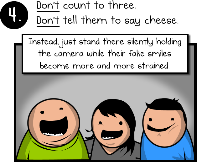 Speaking of cameras 410