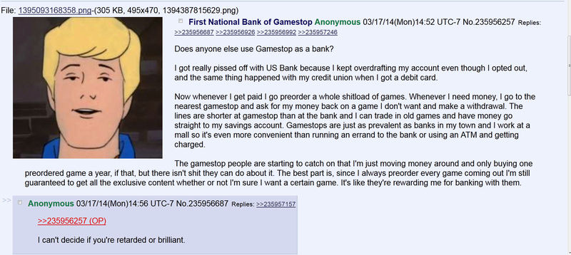 First National Bank of Gamestop First_10