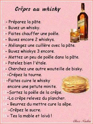 Crêpes bretonnes au Whisky 15386910