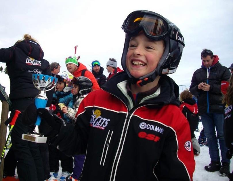Ski de compétition avec Jérôme and Co... 17815710