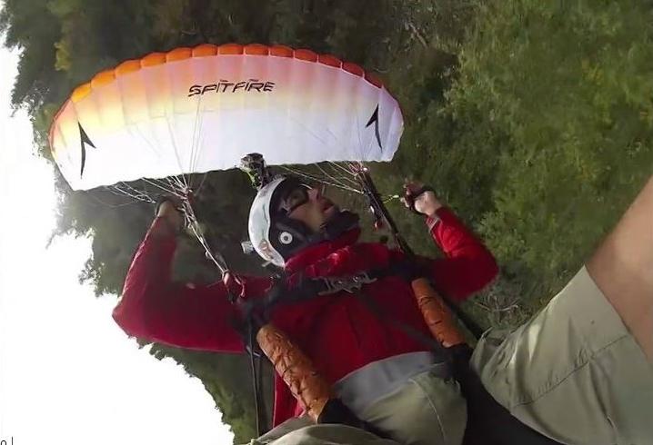 Speed Flying à Chamonix - Page 3 Captur17
