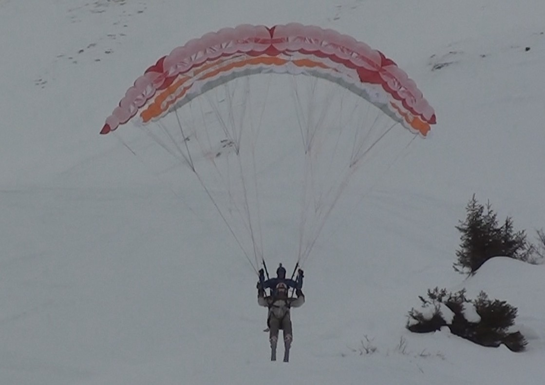 Speed Flying à Balme avec Adrien et Rémi Image135
