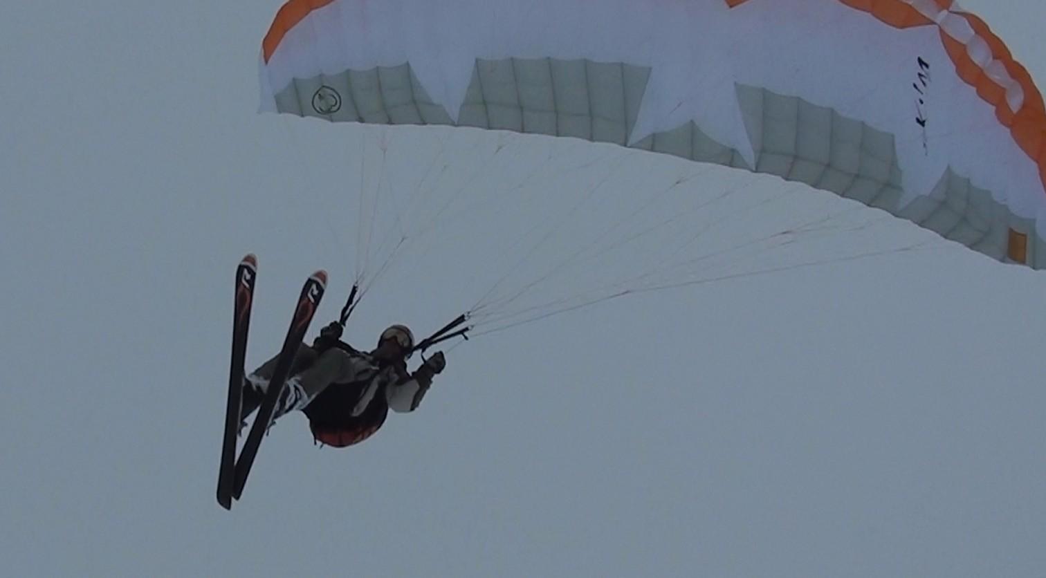 Speed Flying à Balme avec Adrien et Rémi Image215
