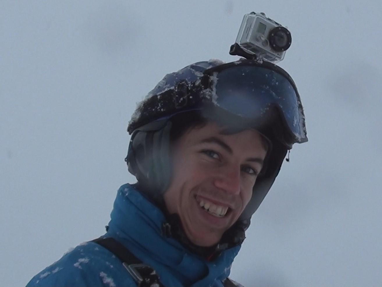 Speed Flying à Balme avec Adrien et Rémi Image318