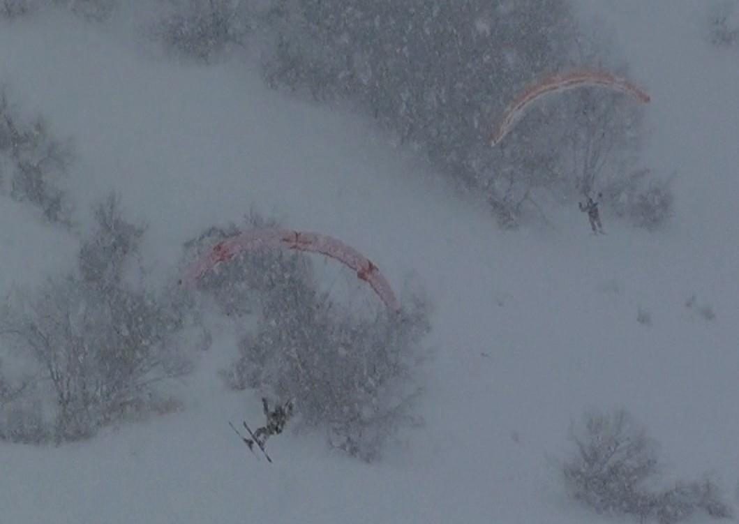 Speed Flying à Balme avec Adrien et Rémi Image812