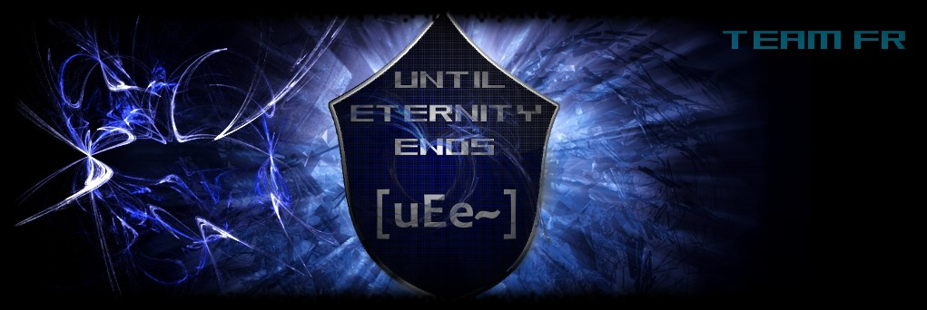 Until Etenity Ends