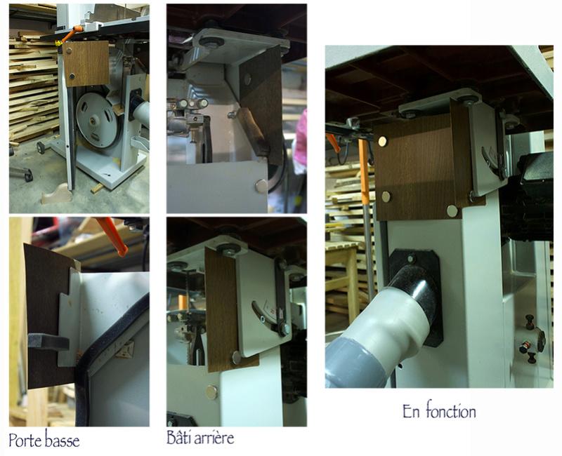 [Achat chez Marty… la « boite » est sérieuse] Une Minimax S 400 P dans l'atelier - Page 2 Strati10