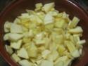 Compote de pommes et coing. photos.  15212410