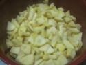 Compote de pommes et coing. photos.  15461010