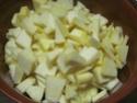 Compote de pommes et coing. photos.  7989_610