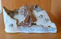 steam train letter rack - Acanthus Pottery (not Shelf) Acantu13