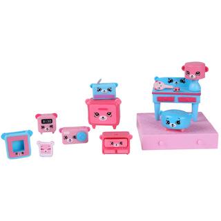 Les SHOPKINS & les HAPPY PLACES (poupées, petkins, playsets) Bear_d12