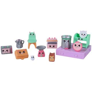 Les SHOPKINS & les HAPPY PLACES (poupées, petkins, playsets) Kitty_13