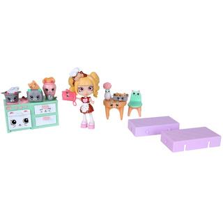 Les SHOPKINS & les HAPPY PLACES (poupées, petkins, playsets) Kitty_15
