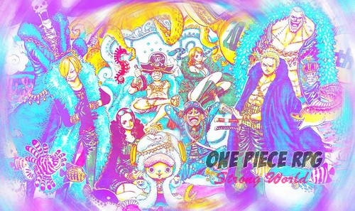 One Piece Strong World Logo10