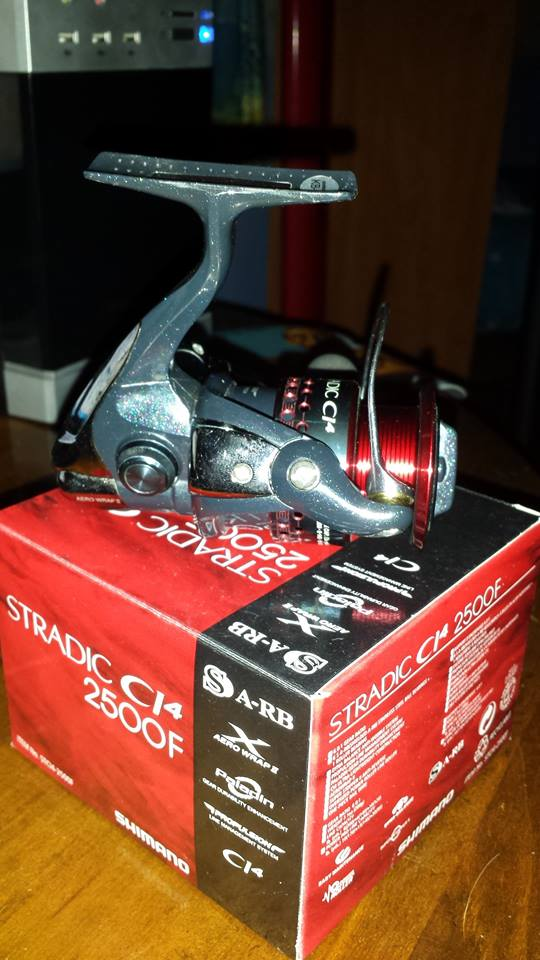 3 MOULINETS STRADIC 2500 CI4 F 10255310