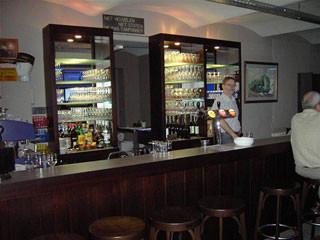 INSOLITE : un réseau HO dans un café-bar à Brugge (Belgique). 1185
