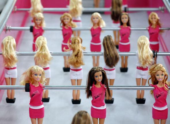 Série d'images amusantes - 18. Barbie11