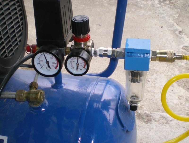 Séparateur air eau pour compresseur H110