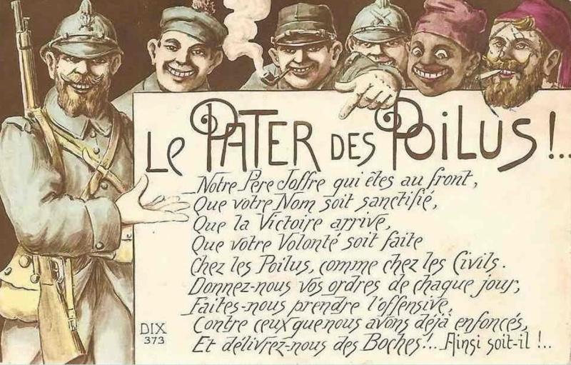 La Grande Guerre en cartes postales Cp1010