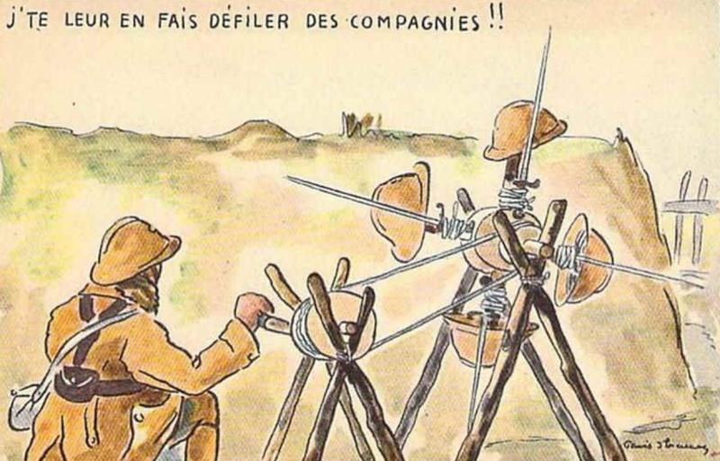 La Grande Guerre en cartes postales Cp1210