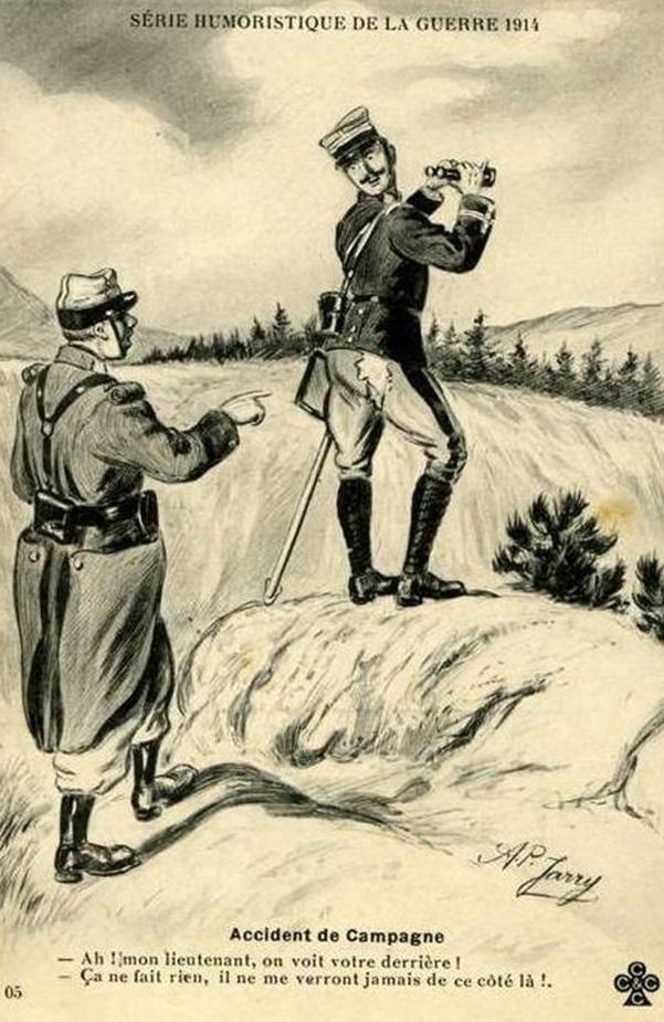 La Grande Guerre en cartes postales Cp1310