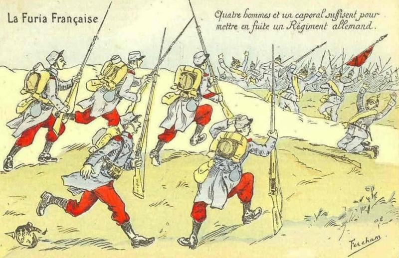 La Grande Guerre en cartes postales Cp1410