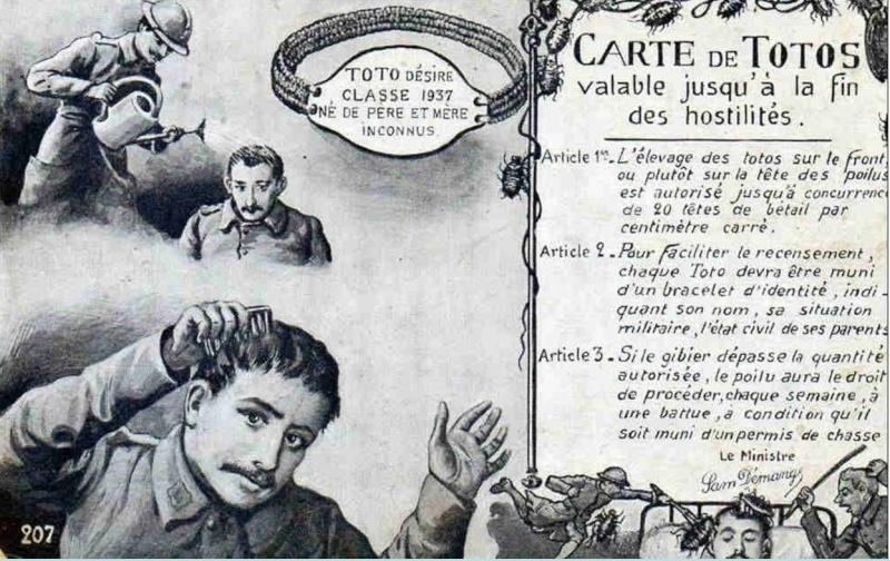 La Grande Guerre en cartes postales Cp1510