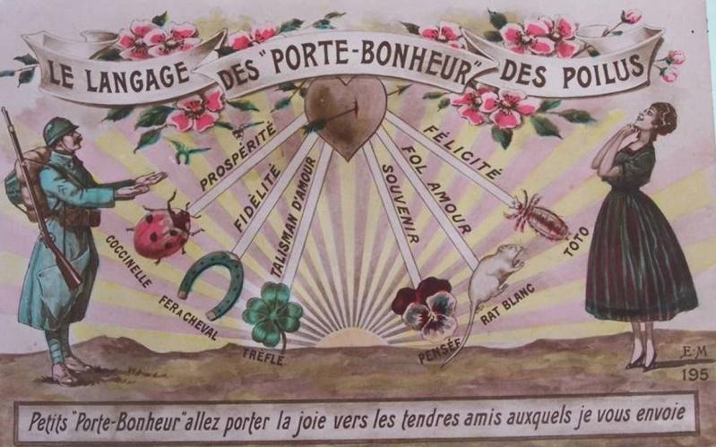 La Grande Guerre en cartes postales Cp1710