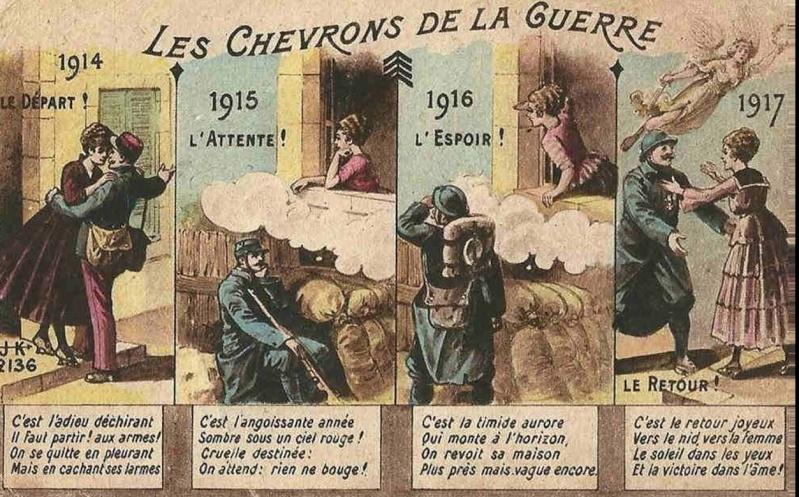 La Grande Guerre en cartes postales Cp2010