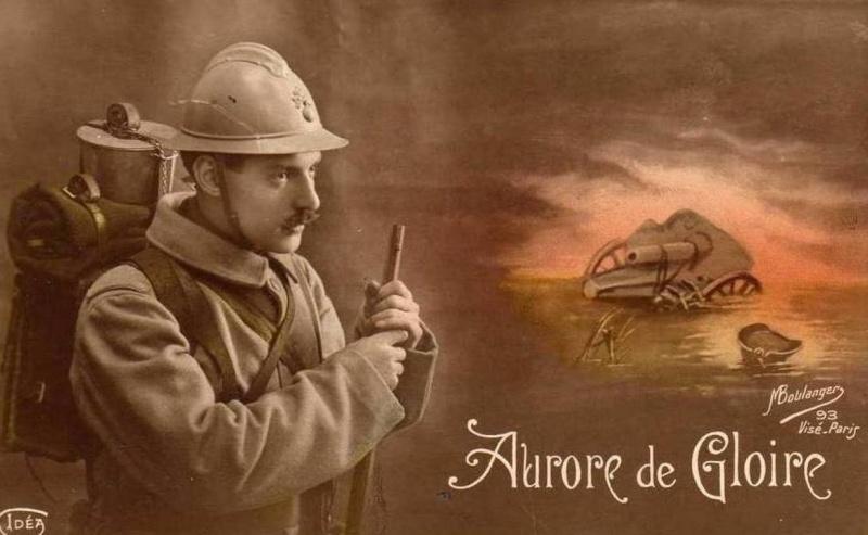 La Grande Guerre en cartes postales Cp310