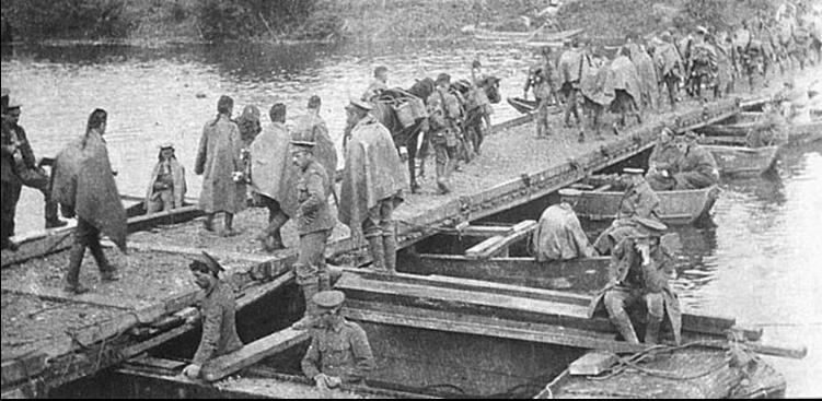 La première bataille de la Marne, 5 au 10 septembre 1914. M1310