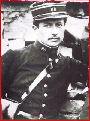 La première bataille de la Marne, 5 au 10 septembre 1914. M15ter10