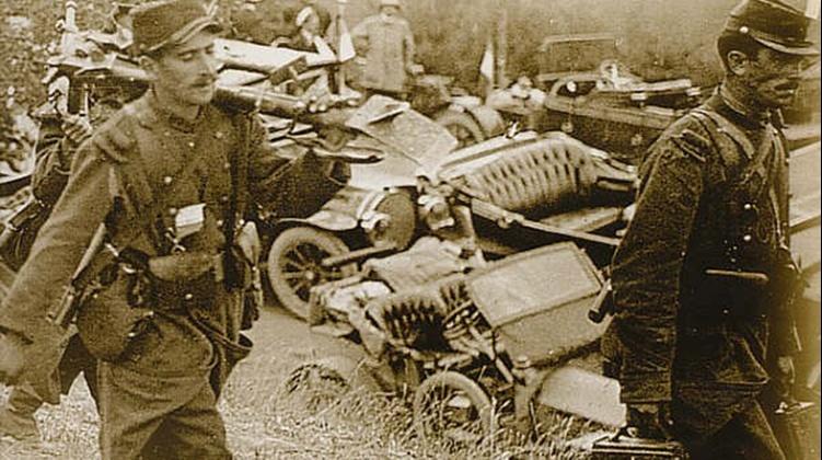 La première bataille de la Marne, 5 au 10 septembre 1914. M311