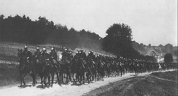 La première bataille de la Marne, 5 au 10 septembre 1914. M411
