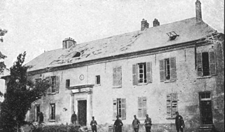 La première bataille de la Marne, 5 au 10 septembre 1914. M711