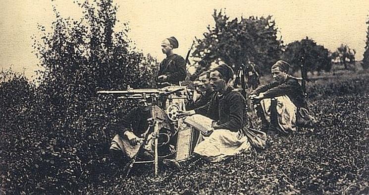 La première bataille de la Marne, 5 au 10 septembre 1914. M810
