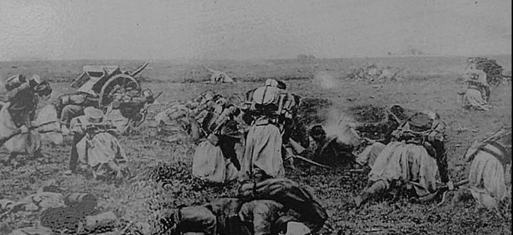 La première bataille de la Marne, 5 au 10 septembre 1914. M910
