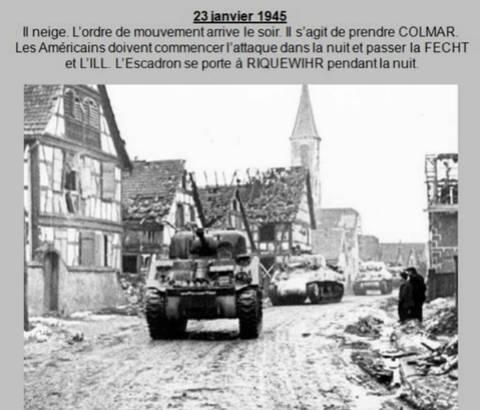 Bataille de la poche de Colmar. - Page 2