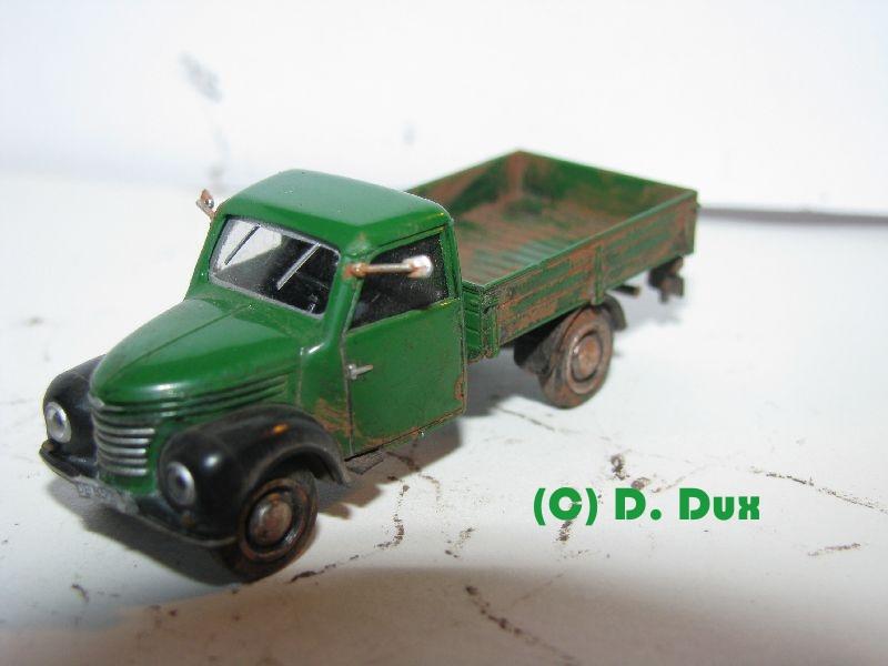 LKWs in der DDR Landwirtschaft Lkw--020
