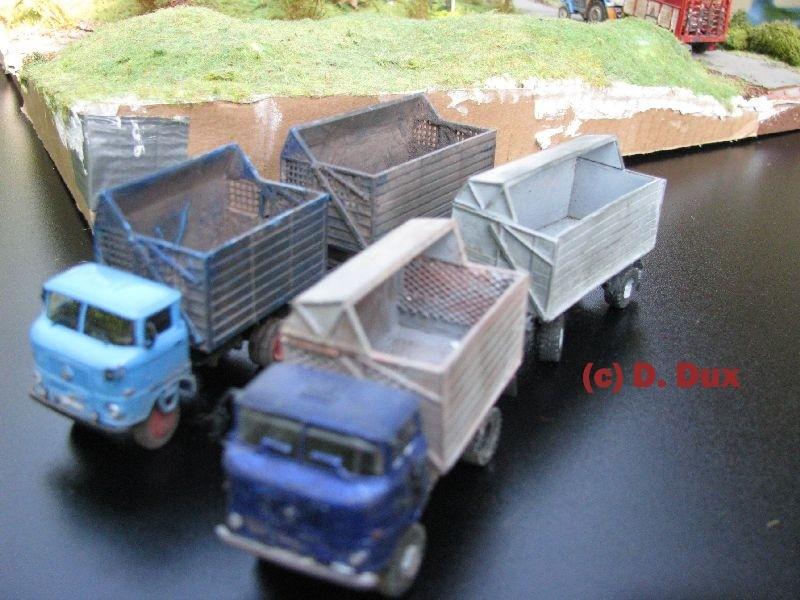 W 50 und L60 mit Schwerhäckselaufbau Sha-0214
