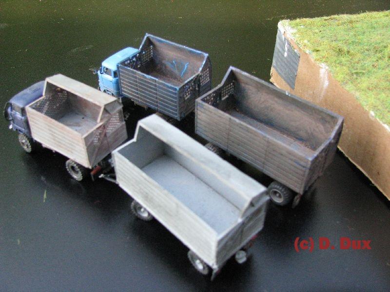 W 50 und L60 mit Schwerhäckselaufbau Sha-0310