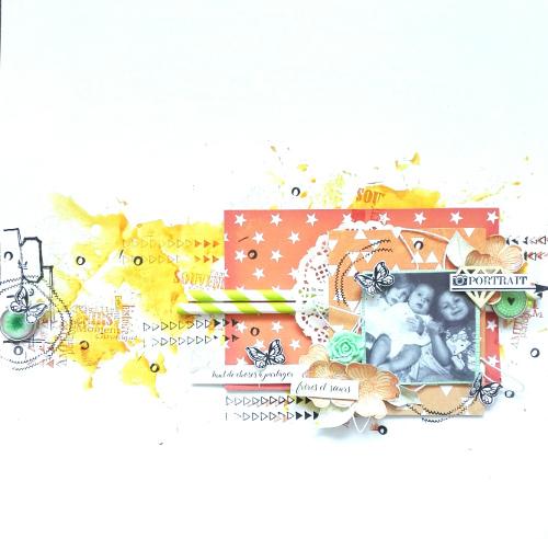 Sketch scrap par Nanou 310