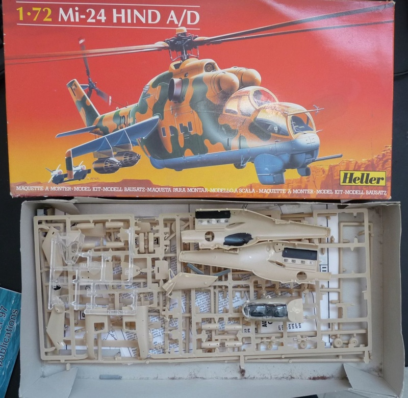 Heller 80369  1/72 Mi-24 HIND A/D P1230310