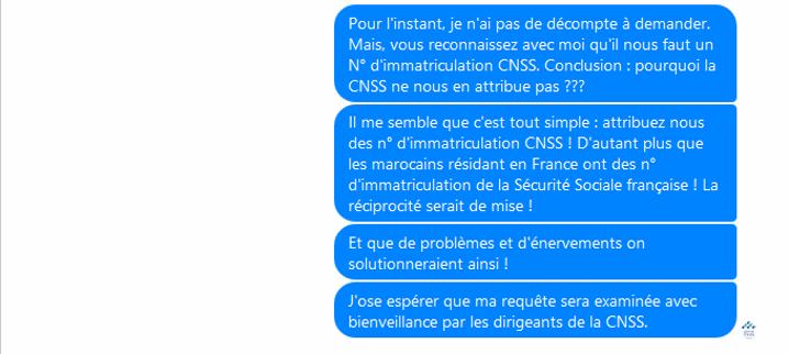 cnss - CNSS : Quand Ubu fut roi  ou les tribulations d'un quidam dans les méandres administratifs de la CNSS Cnss_m10