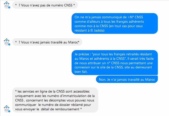 cnss - CNSS : Quand Ubu fut roi  ou les tribulations d'un quidam dans les méandres administratifs de la CNSS Cnss_m11