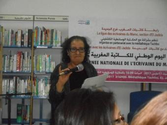 Les écrivaines marocaines ont leur journée Dscn5634