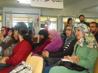 Les écrivaines marocaines ont leur journée Dscn5635