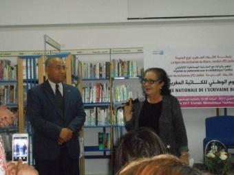 Les écrivaines marocaines ont leur journée Dscn5637