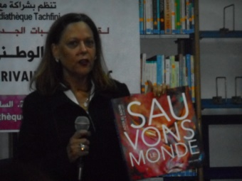 Les écrivaines marocaines ont leur journée Dscn5641
